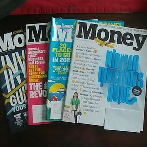 Other - Money Magazine 2019 (4 issue)